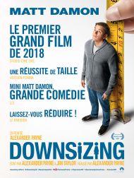 sortie dvd  Downsizing