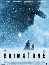 sortie dvd  Brimstone