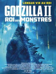 sortie dvd  Godzilla II : Roi Des Monstres