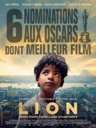 sortie dvd  Lion