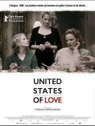 sortie dvd  United States Of Love