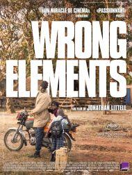 sortie dvd  Wrong Elements