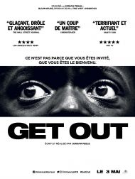 sortie dvd  Get Out