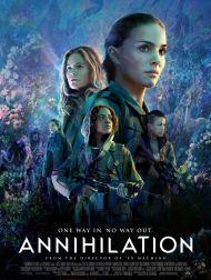 sortie dvd  Annihilation