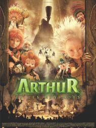 sortie dvd  Arthur Et Les Minimoys