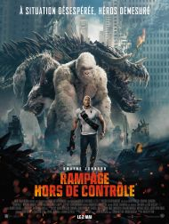 sortie dvd  Rampage : Hors De Contrôle