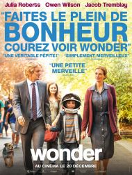 sortie dvd  Wonder