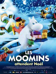 sortie dvd  Les Moomins Attendent Noël