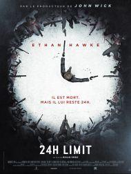 sortie dvd  24H Limit