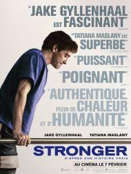sortie dvd  Stronger
