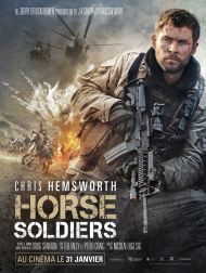 sortie dvd  Horse Soldiers
