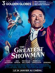 sortie dvd  The Greatest Showman