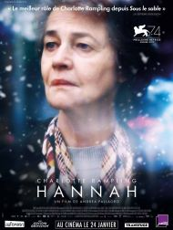 sortie dvd  Hannah