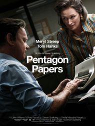 sortie dvd  Pentagon Papers