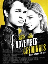 sortie dvd	  November Criminals