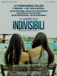 sortie dvd  Indivisibili