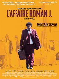 sortie dvd  L'Affaire Roman J.
