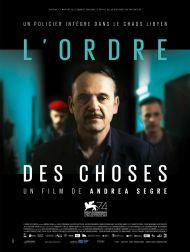 sortie dvd  L'Ordre Des Choses