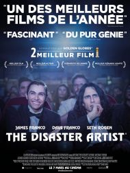 sortie dvd  The Disaster Artist