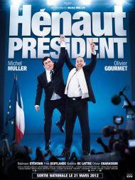 sortie dvd  Hénaut Président