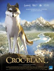 sortie dvd  Croc-Blanc