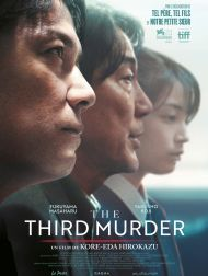 sortie dvd	  The Third Murder