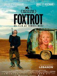 sortie dvd  Foxtrot