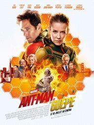 sortie dvd  Ant-Man Et La Guêpe