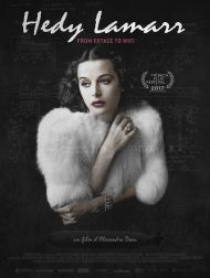 sortie dvd  Hedy Lamarr: From Extase To Wifi