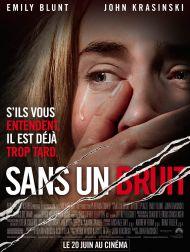 sortie dvd  Sans Un Bruit
