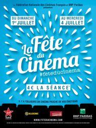 sortie dvd  La Fête du Cinéma