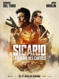 sortie dvd  Sicario 2 - La Guerre Des Cartels