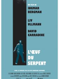 sortie dvd  L'Oeuf Du Serpent