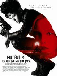 sortie dvd  Millenium : Ce Qui Ne Me Tue Pas