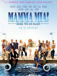 sortie dvd  Mamma Mia! Here We Go Again