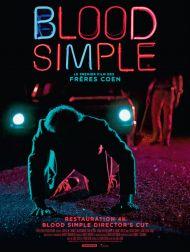 sortie dvd  Blood Simple