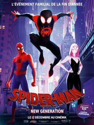 sortie dvd  Spider-Man : New Generation