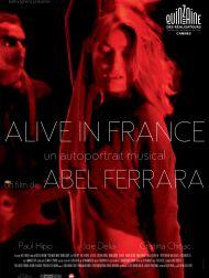 sortie dvd  Alive In France