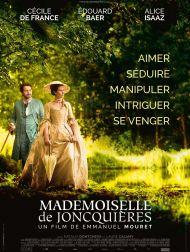 sortie dvd  Mademoiselle De Joncquières
