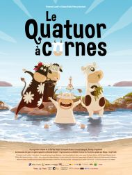 sortie dvd  Le Quatuor à Cornes