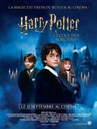 sortie dvd  Harry Potter à L'école Des Sorciers
