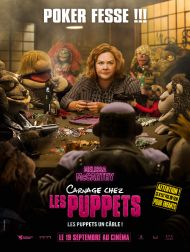 sortie dvd  Carnage Chez Les Puppets