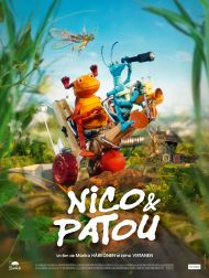 sortie dvd  Nico Et Patou