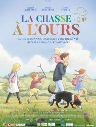 sortie dvd  La Chasse à L'Ours