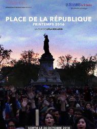 sortie dvd  Place De La République, Printemps 2016