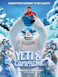 sortie dvd  Yéti & Compagnie
