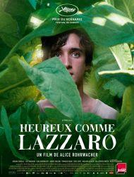sortie dvd  Heureux Comme Lazzaro