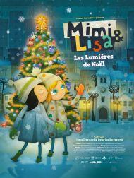 sortie dvd  Mimi & Lisa, Les Lumières De Noël