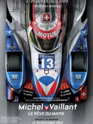 sortie dvd  Michel Vaillant, Le Rêve Du Mans