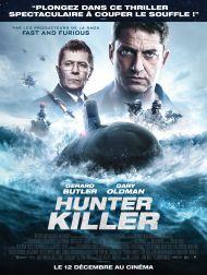 sortie dvd  Hunter Killer
